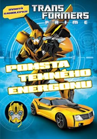 Transformers Prime - Light blue, Pomsta temného energonu