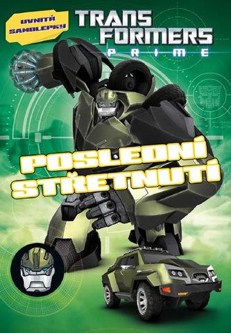 Transformers Prime - Light green. Poslední střetnutí