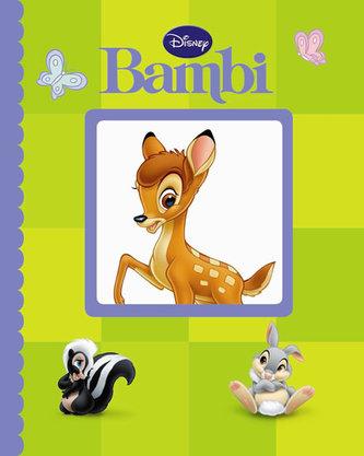Bambi - leporelo s okénkem