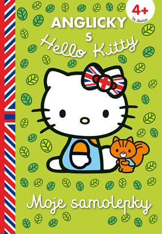 Hello Kitty. Aktivity book se samolepkami II. 4+