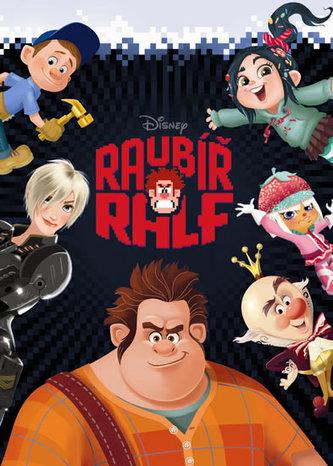 Raubíř Ralf - filmový příběh