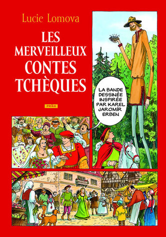 Les Merveilleux contes Tchéques / Zlaté české pohádky (francouzsky)