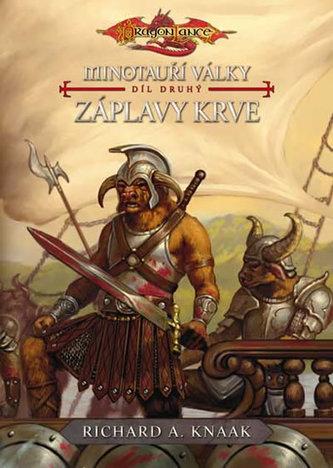 Minotauří války 2 - Záplavy krve