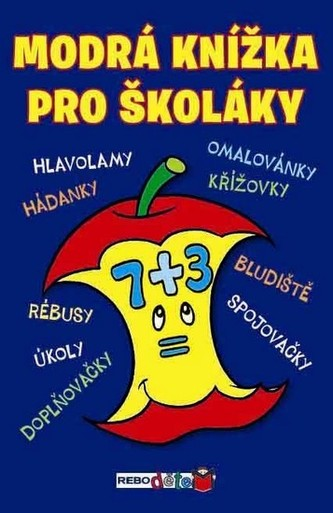 Pro školáky - Modrá knížka I.
