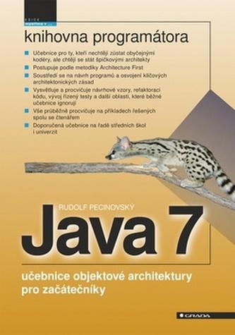 Java 7 - učebnice objektové architektury