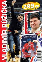 Komplet Vladimír Růžička - Příběh hokejové legendy + S lvíčkem v srdci