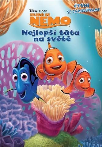 Hledá se Nemo - Nejlepší táta na světě - Čtení se samolepkami