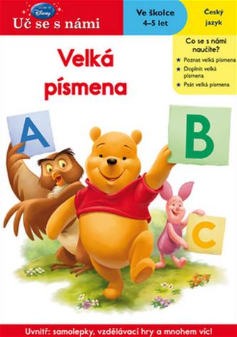 Velká písmena - Český jazyk - Uč se s námi