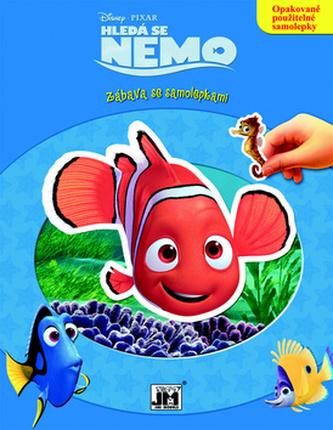Hledá se Nemo - Zábava se samolepkami