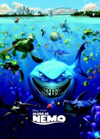 Hledá se Nemo. Filmový příběh 3D