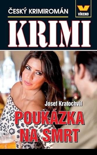 Krimi - Poukázka na smrt - Český krimiromán