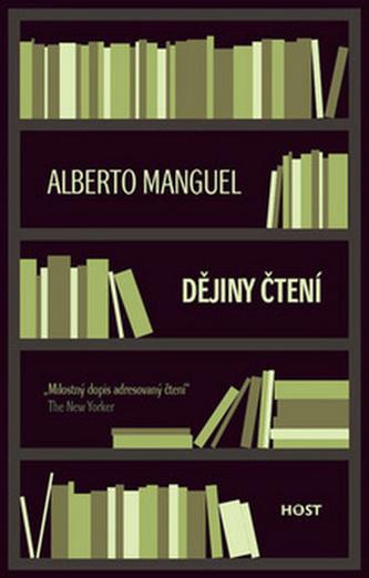 Dějiny čtení - brož.