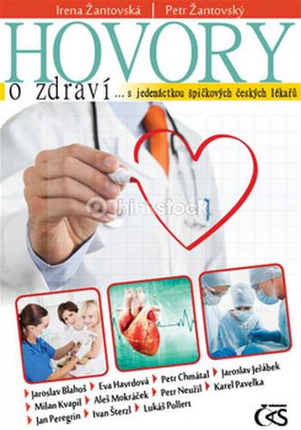 Hovory o zdraví… s jedenáctkou špičkových českých lékařů