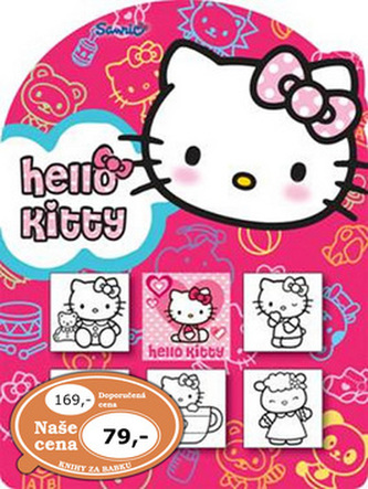 Pečiatky 5+1/ Hello Kitty - Hello Kitty