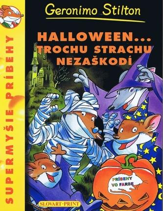Halloween... Trochu strachu nezaškodí