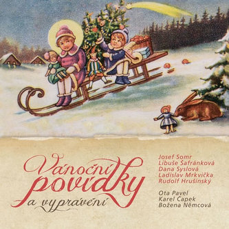 Vánoční povídky a vyprávění - CD - Linda Perina
