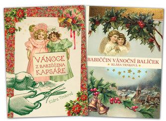Vánoce z babiččina kapsáře + Babiččin vánoční balíček