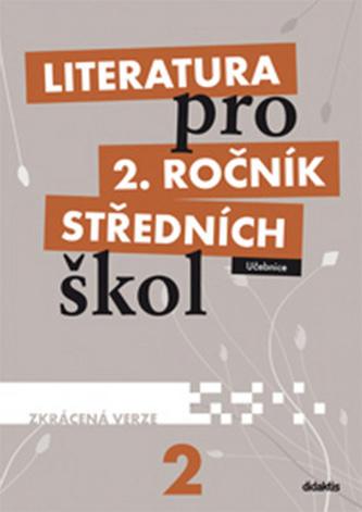 Literatura pro 2. ročník středních škol (zkrácená verze) - Náhled učebnice