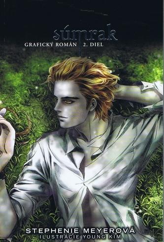 Súmrak, grafický román 2. diel