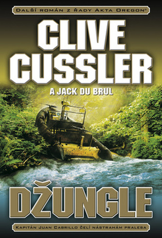 Džungle - Clive Cussler