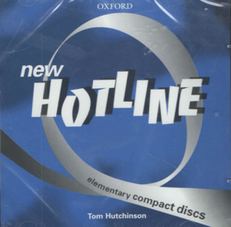 New hotline elementary class audio CDs 2 - Tom Hutchinson