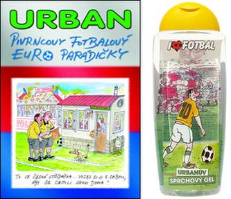 Pivrncovy fotbalový EURO parádičky + sprchový gel