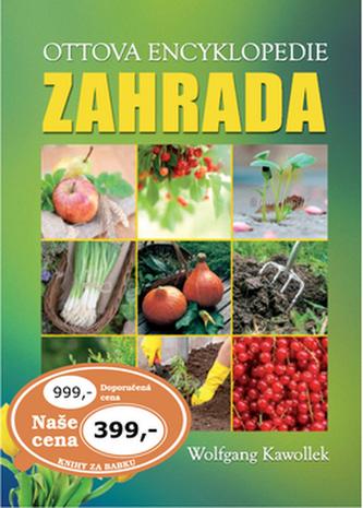 Ottova encyklopedie Zahrada