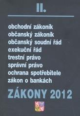 Zákony 2012 II.