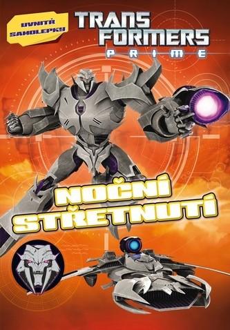 Transformers - aktivity - Noční střetnutí