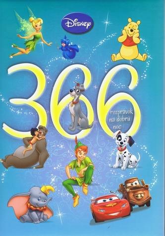 366 rozprávok na dobrú noc