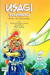 Usagi Yojimbo Souboj v Kitanoji