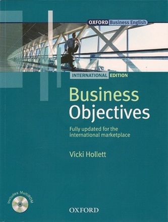 Business objectives international edition Students Book Pack