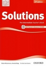 Maturita Solutions Pre-Intermediate 2nd Ed. Teacher´s book