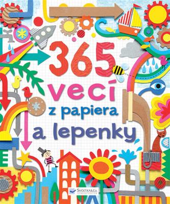 365 vecí z papiera a lepenky