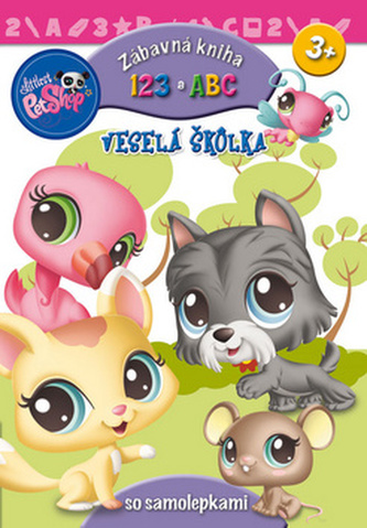 Littlest Pet Shop Veselá škôlka