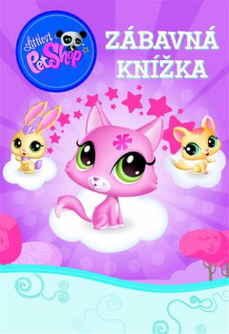 Littlest Pet Shop - Zábavná knížka