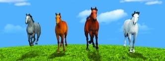 Záložka – Úžaska - Barvení koně