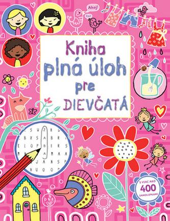 Kniha plná úloh pre dievčatá