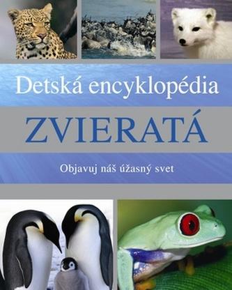 Detská encyklopédia Zvieratá