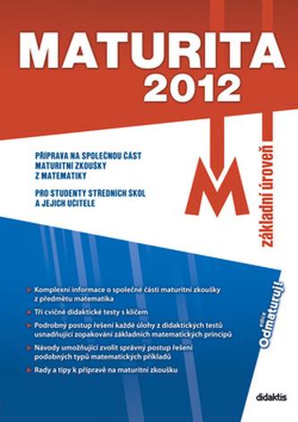 MATURITA 2012 z matematiky