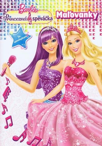 Barbie Princezná a speváčka Mažovanky