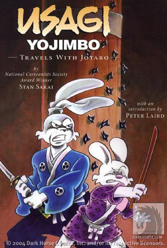 Usagi Yojimbo Na cestách s Jotarem