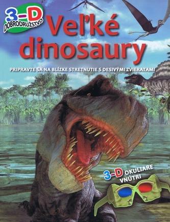 Veľké dinosaury 3-D dobrodružstvo