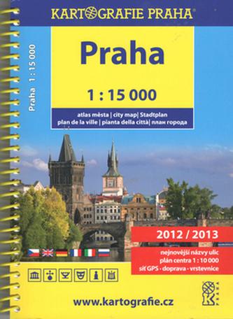 Atlas Prahy