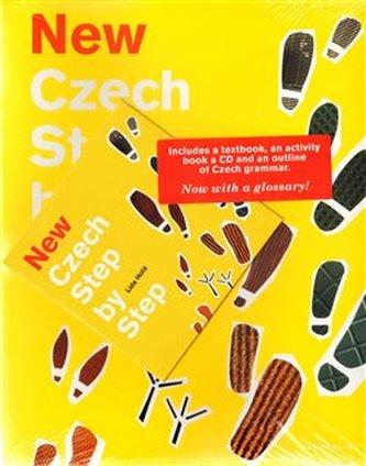 New Czech Step by Step (učebnice se slovníčkem, pracovní sešit Activity Book a CD) – 5. vydání