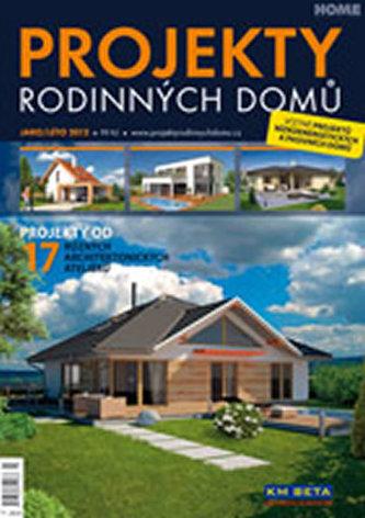 Projekty Rodinných domů 2/2012