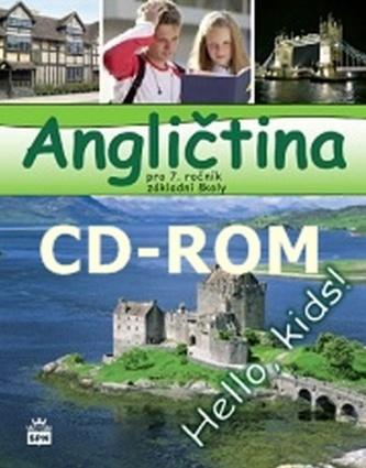 CD Angličtina pro 7. ročník základní školy