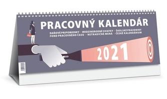 Pracovný kalendár 2013 - stolový kalendár
