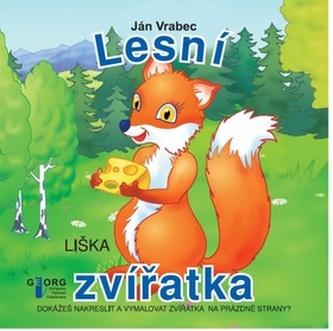 Lesní zvířatka - Ján Vrabec