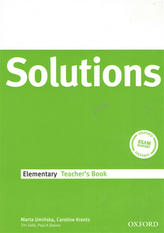 Maturita Solutions Elementary Techer's Book